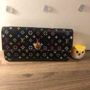 Preloved LV Portefeuille Sarah wallet
